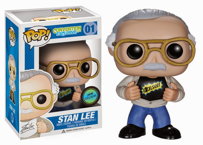 """Excelsior"" Stan Lee [Portland Wizard World 2014]"