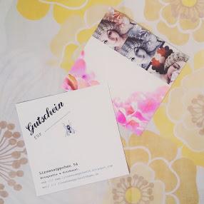 Geschenk|Gutschein