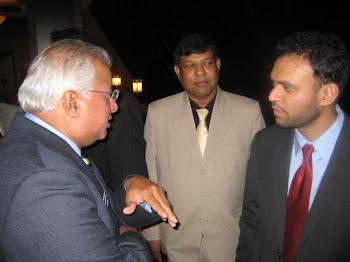 Ambassador Rashad Hussain