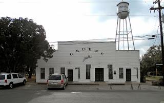 Gruene, Texas dancehall