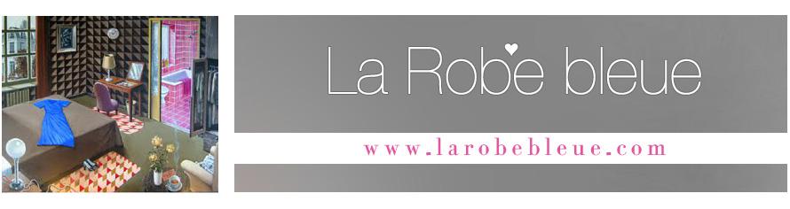 La Robe bleue -Blog