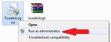 برنامج بسيط لتغيير شاشة الدخول في الويندوز 7