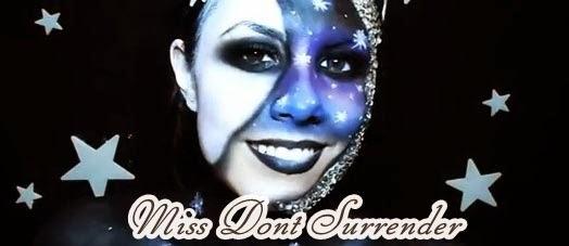 maquillaje fantasia de noche miss dont surrender paso a paso