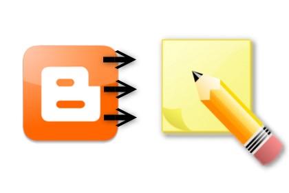 Blogger 側邊欄相關工具及技巧 (筆記)