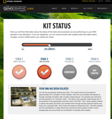 Your Genetic Genealogist Genochip Kit Update Dna