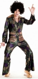 Disfraces de Halloween Vintage