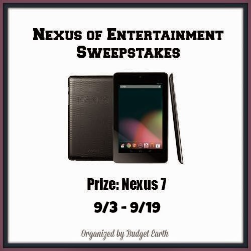 Nexus of Entertainment Sweepstakes