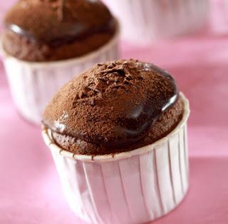 ... resep cupcake coklat yang dikutip dari food.detik.com untuk Anda coba