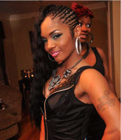 "Gossip Site!: Rasheeda Spills Some Tea About ""Love & Hip Hop Atlanta"