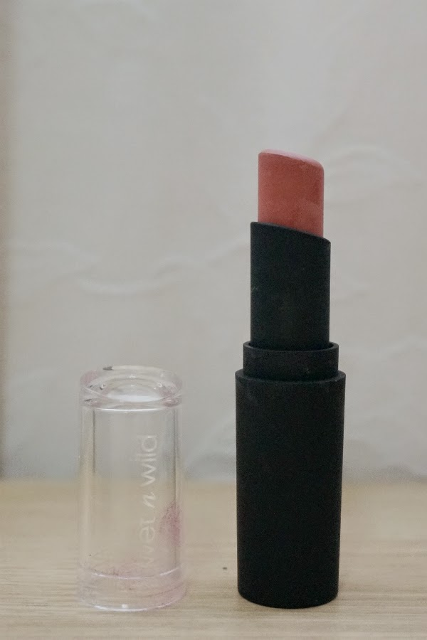 Wet n Wild Mega Last Lip Color in Sweet Cream