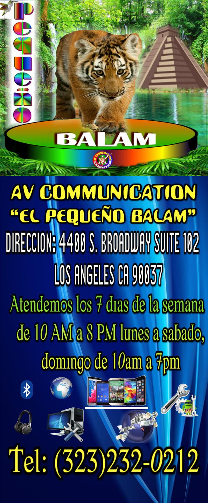 AV Comunications