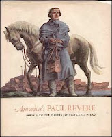 bookcover of AMERICA'S PAUL REVERE  by Esther Forbes