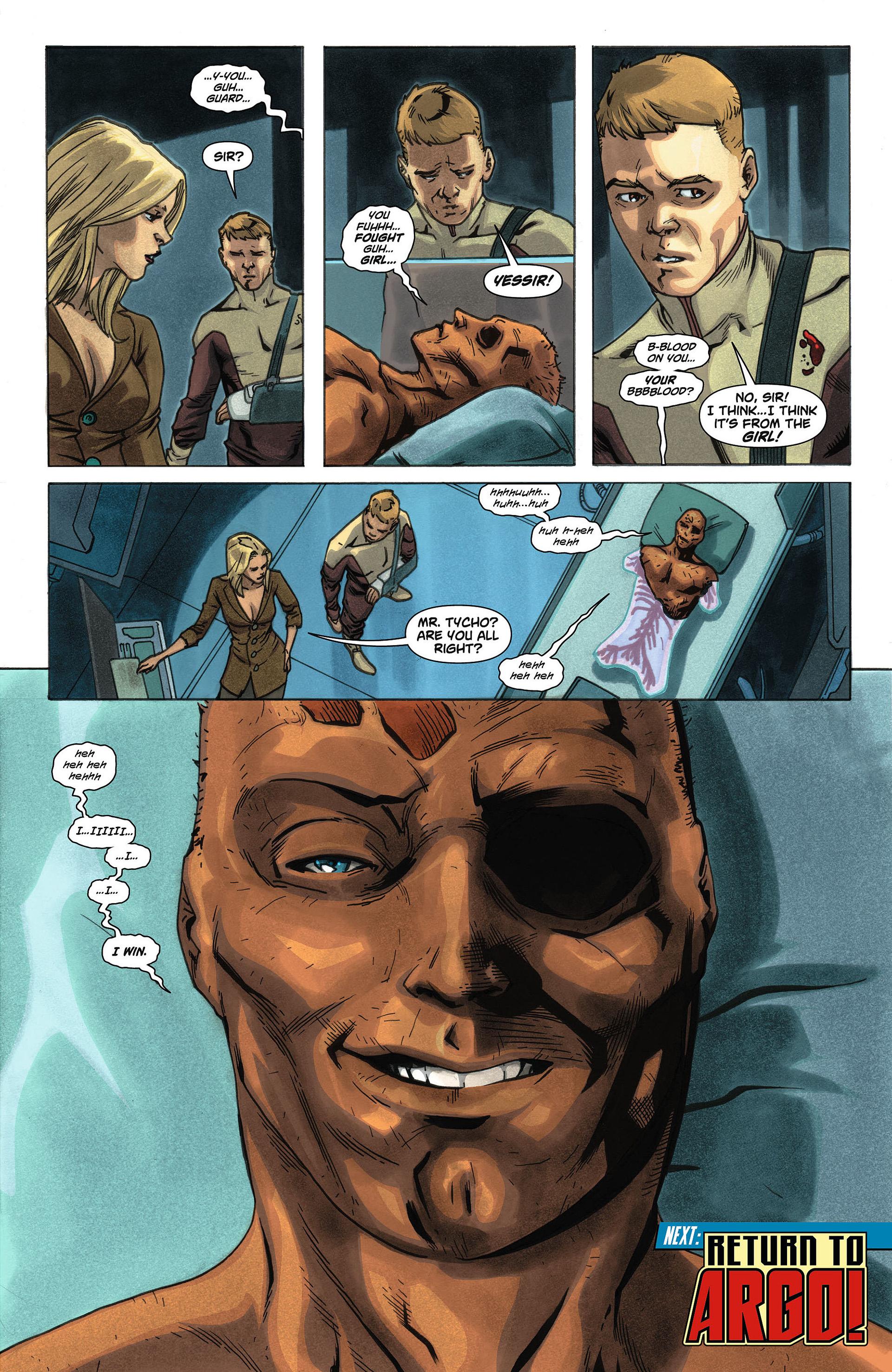 Supergirl (2011) Issue #4 #6 - English 21