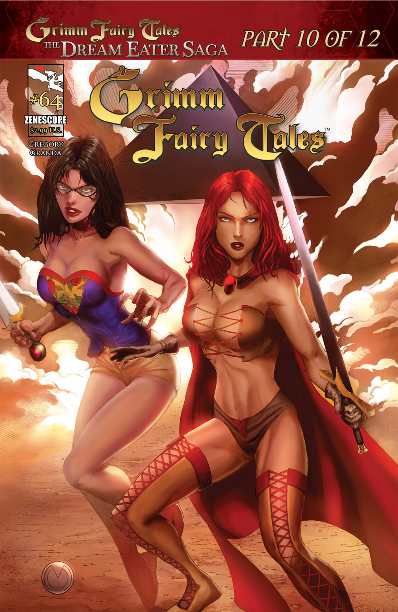 Grimm Fairy Tales (2005) Issue #64 #67 - English 1