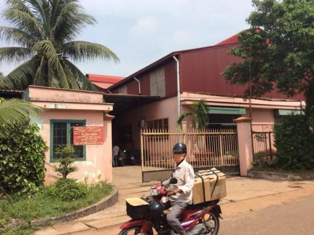 Cho thuê xưởng Lê Văn Khương, DT 1200m2, giá 55tr/tháng