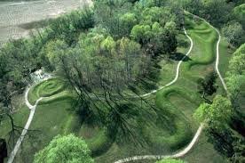 Montículo de la Gran Serpiente de Ohio