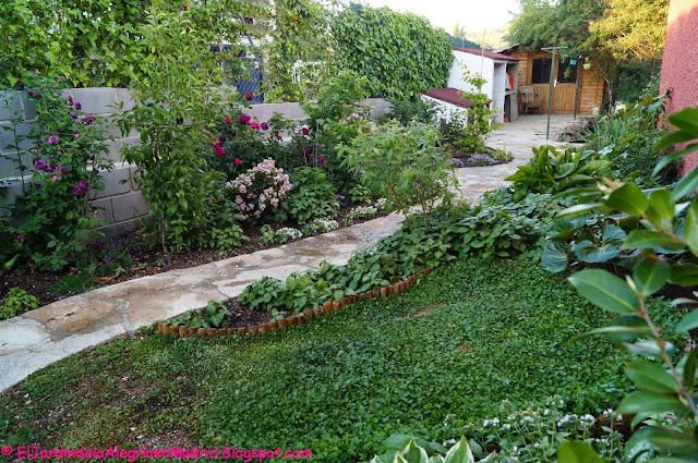 El jard n de la alegr a el jard n trasero en mayo for El jardin de la alegria cordoba