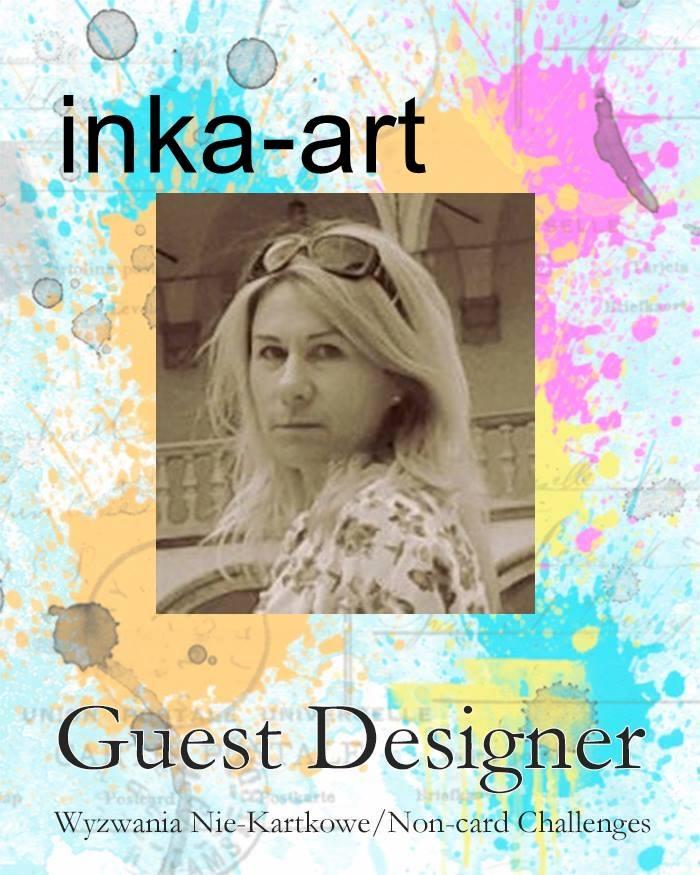 Gościnna Projektantka: Inka-art