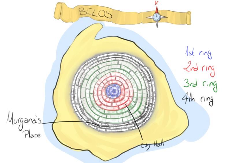 Mapa de Belos