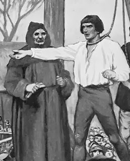 In 1499 on this day Perkin Warbeck the impostor claiming to be Richard of Shrewsbury, 1st Duke of York was drawn on a hurdle from the Tower to Tyburn, London, where he read out a confession and then hanged.