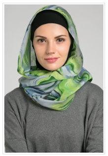 Model Hijab Modern Terbaru Terpopuler Untuk Kuliah
