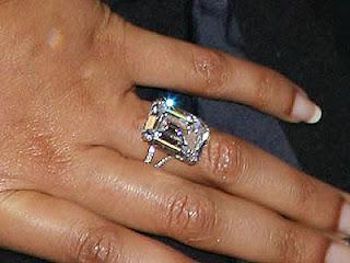 خاتم بيونسي الأغلى في العالم
