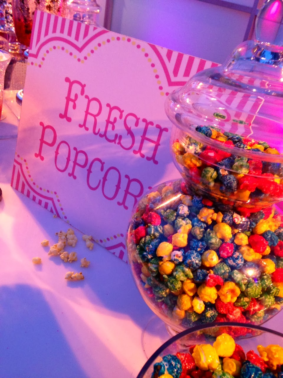 Popcorn Buffets, Customized Popcorn Stations & Favors! Perfectly ...