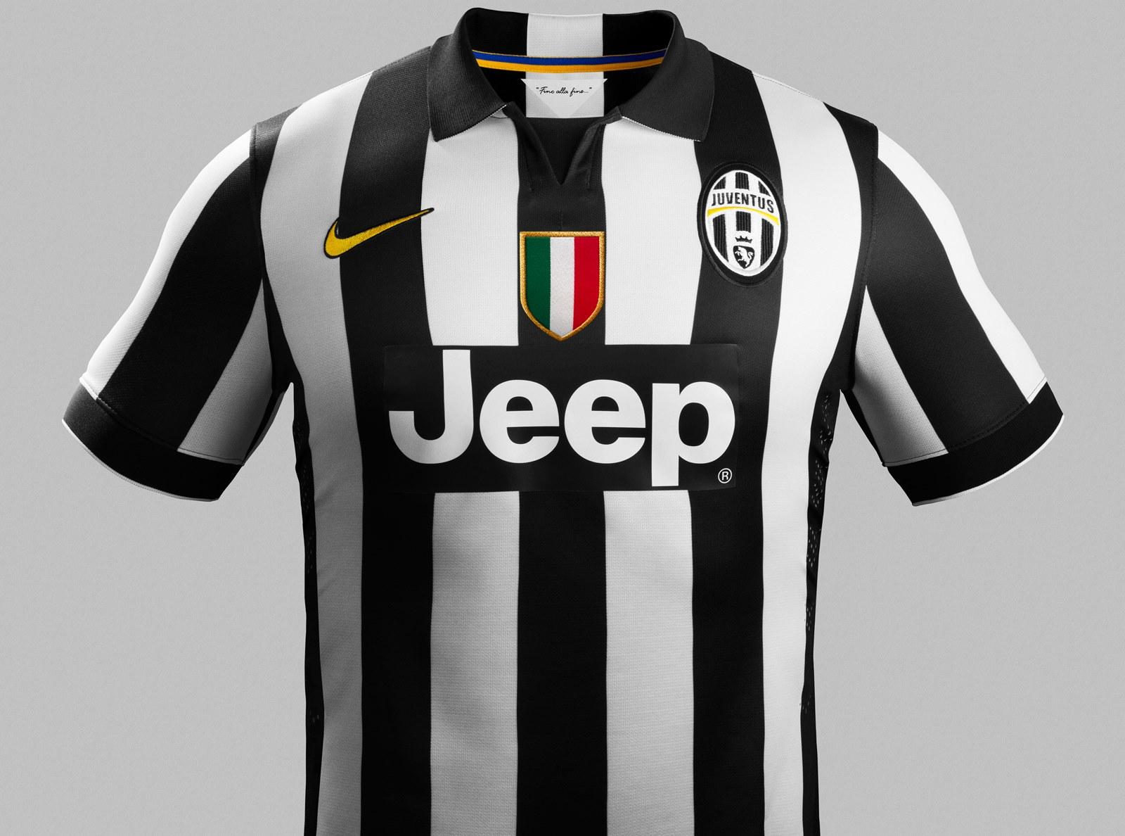 Neue Juventus 14-15 Trikots - Nur Fussball