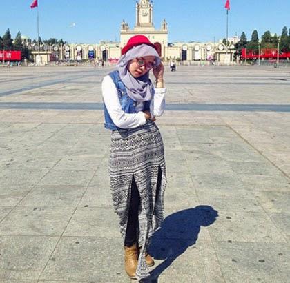 Inilah Gaya Hijab Sempat Menuai Kontroversi di Tahun 2014