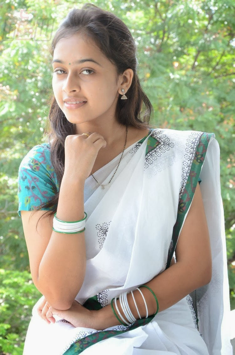 Sri Divya In Half Saree | Search Results | Calendar 2015