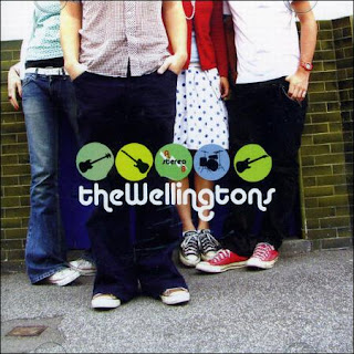 The Wellingtons - Keeping Up With The Wellingtons - 2005