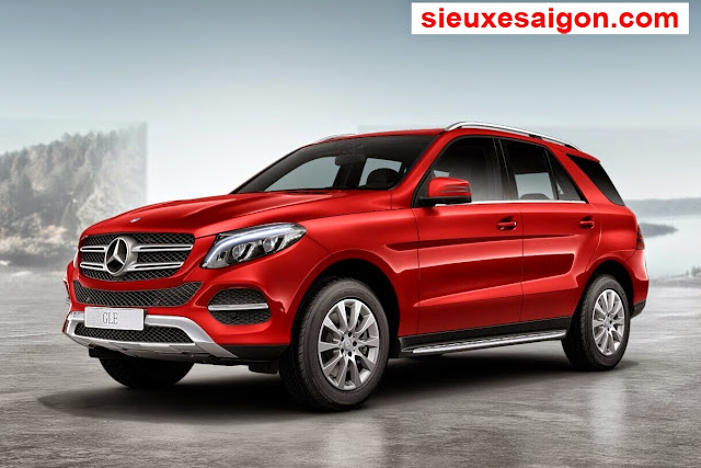 2016 MERCEDES BENZ GLE CLASS ALL NEW MODEL