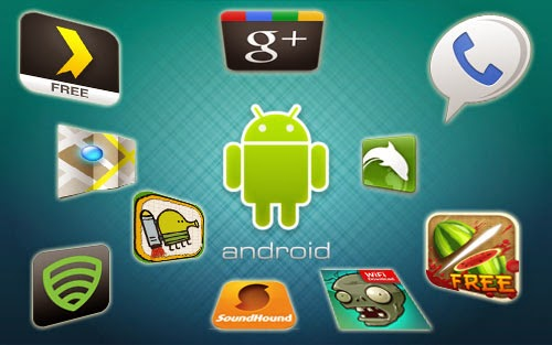 Best Android Apps for Your Android SmartPhone 2014