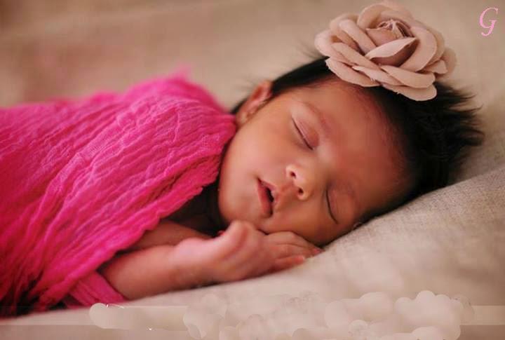 Cute Baby Sleeping Images