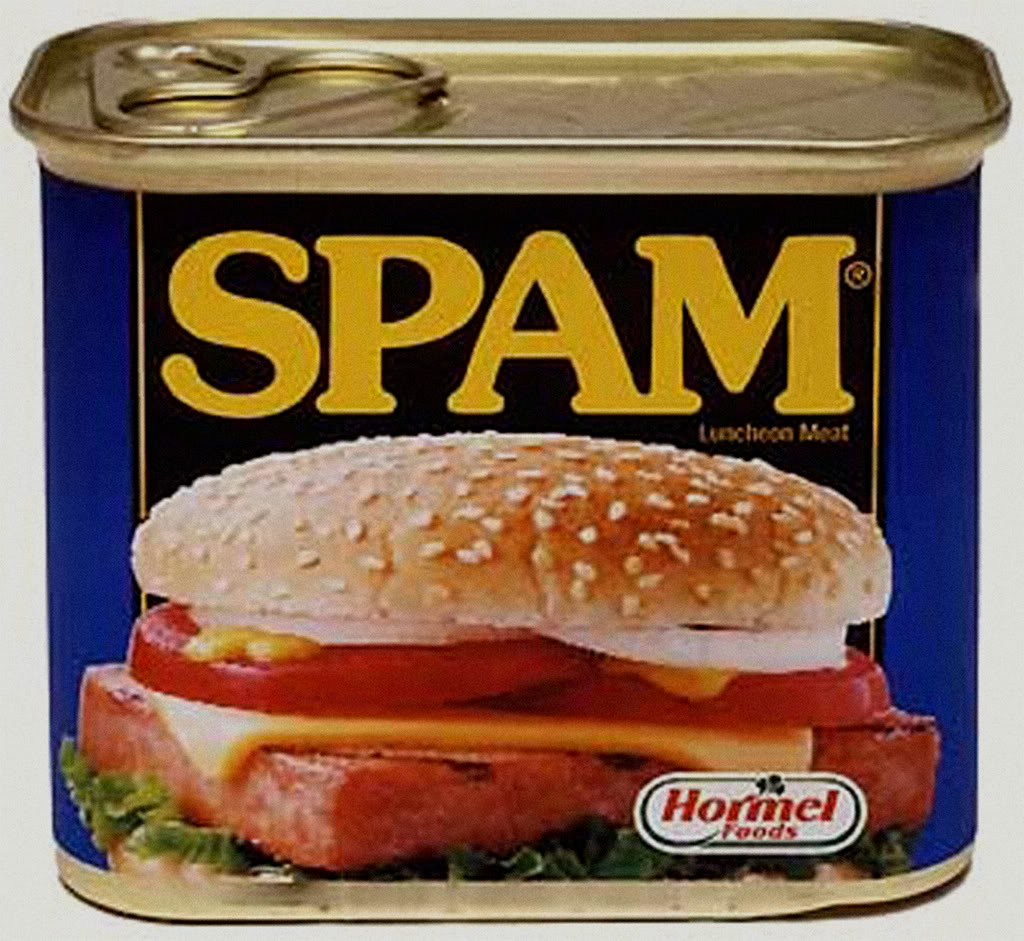 Spam Can Png