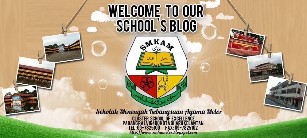SMK AGAMA MELOR