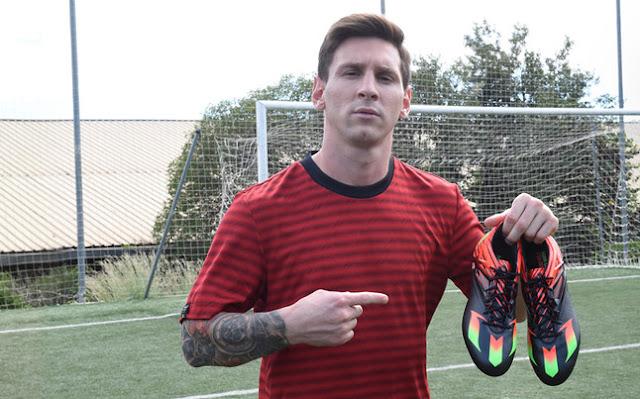 adidas confirma que Messi estará en El Clásico