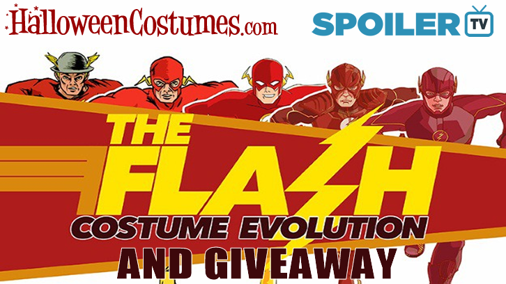 COMPLETED: Enter our free Flash clothing and costume giveaway