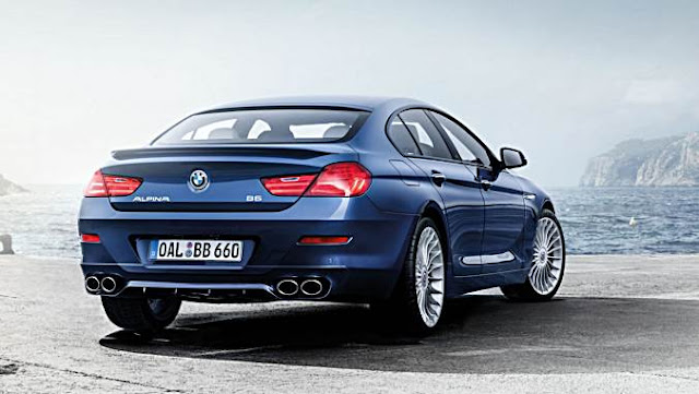 2016 BMW ALPINA B6 Biturbo Review