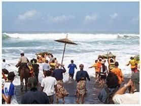 Upacara Labuhan Pantai Daerah Istimewa Yogyakarta