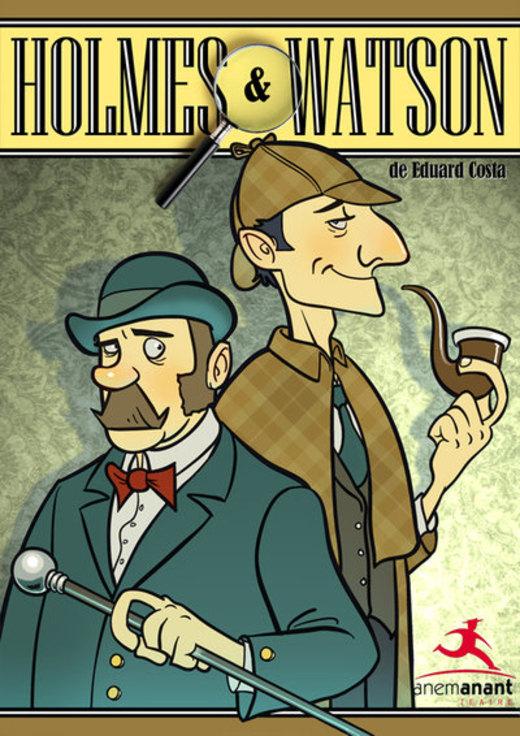 Holmes + Watson por Cowboy-Lucas