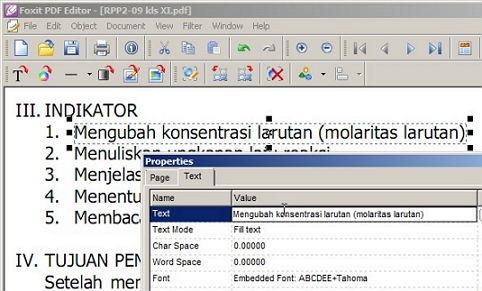 Cara Mudah Edit PDF dengan Foxit PDF Editor - blog amka