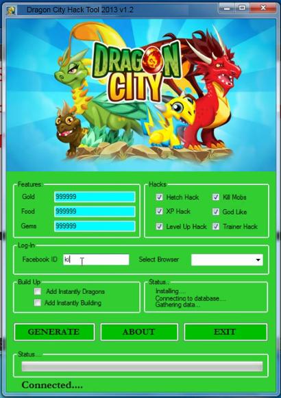 Dragon City Hack Tool - Dragon City Gems