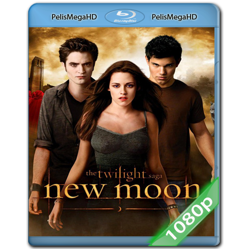CREPUSCULO: LUNA NUEVA [The Twilight Saga: New Moon] (2009) 1080P HD MKV ESPAÑOL LATINO