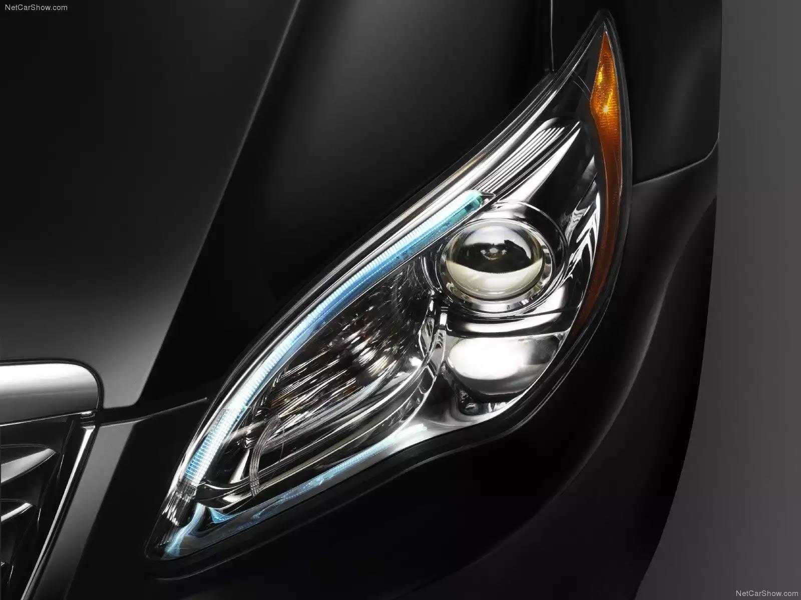 Hình ảnh xe ô tô Chrysler 200 2011 & nội ngoại thất
