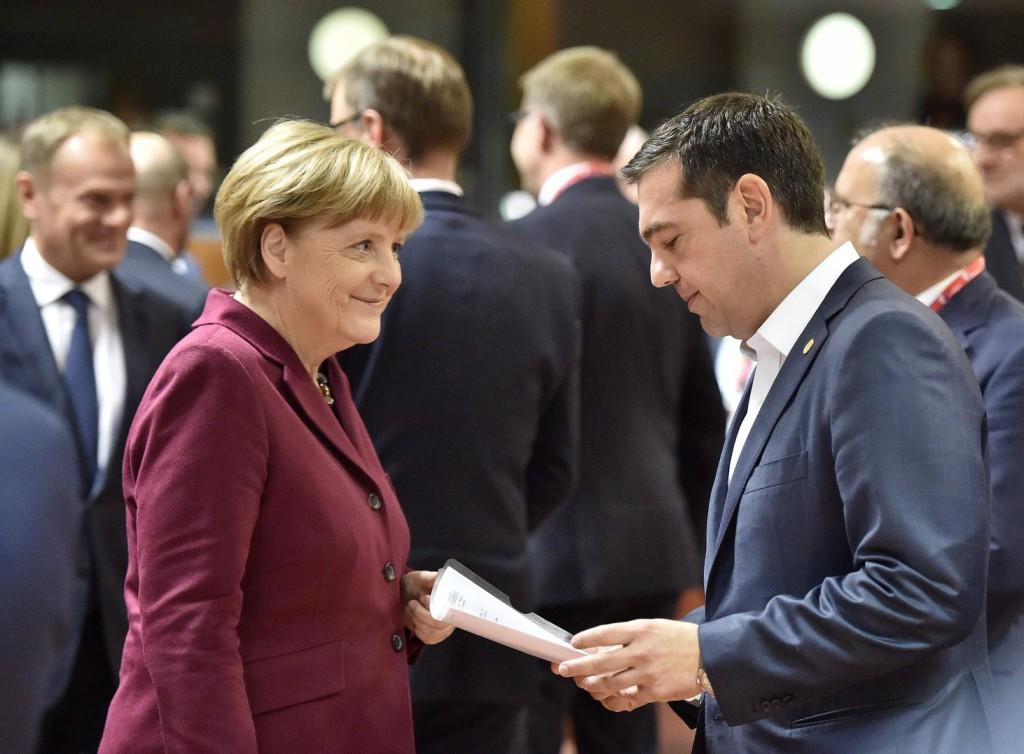 Angela Merkel, Alekszisz Ciprasz, Görögország, Törökország, Recep Tayyip Erdogan, migráció,