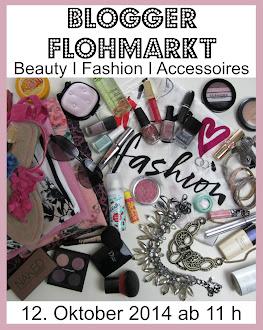Blogger Flohmarkt am 12.10.14 in Wien: