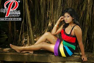 Pawani Madushani Wijesinghe legs open
