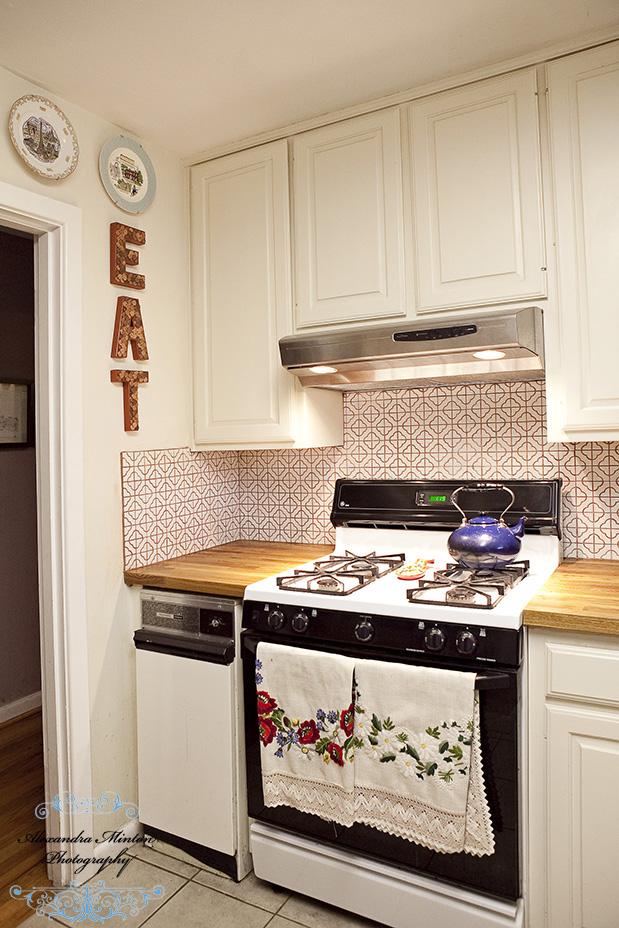 pancakes and beet juice country kitchen dialmosty tile backsplash ikea butcherblock counter tops white country kitchen with butcher block s32 country